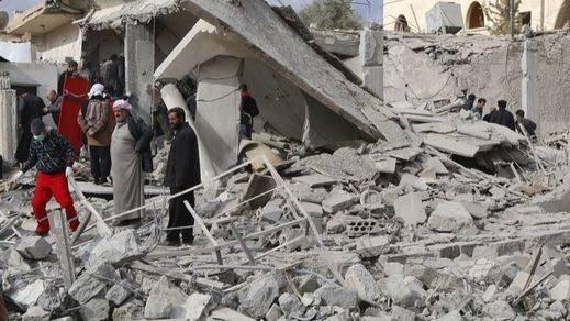Los bombardeos en Siria han matado a más de 4.000 civiles