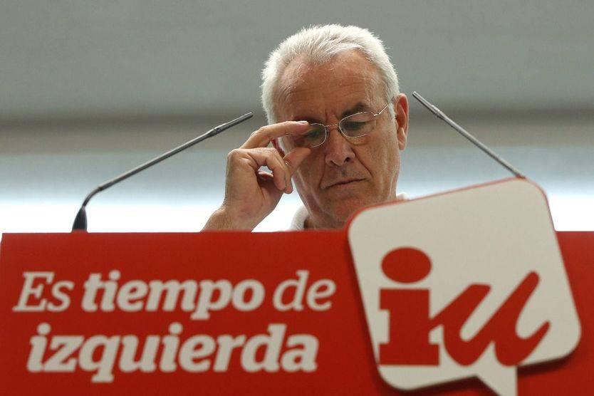 Cayo Lara visitará Albacete el próximo 13 de diciembre
