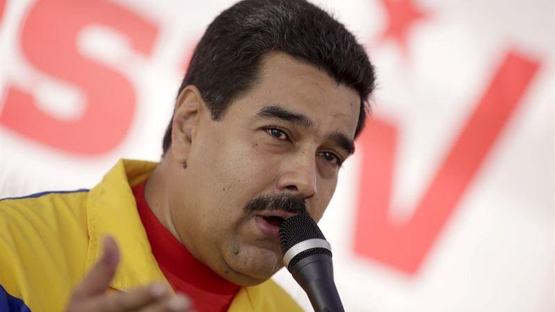 Maduro vuelve a las andadas: 'Por ahí salió Rajoy otra vez. Una basurita. El pueblo español te va a decir chao, vete de aquí'