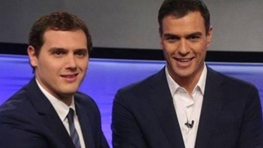 El pacto Ciudadanos-PSOE, ¿cada día más cerca?: Rivera admite que