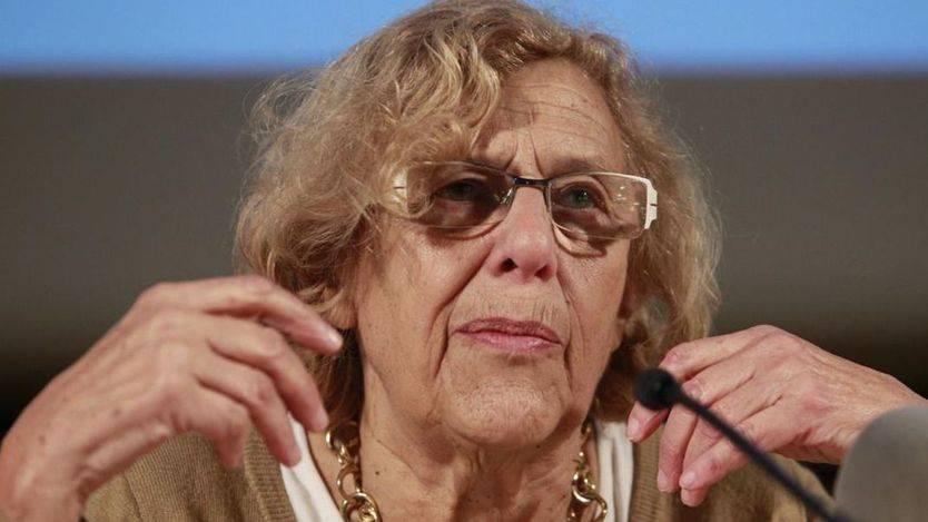 Manuela Carmena, alcaldesa del pueblo pero con 430.000 euros en acciones y dos viviendas