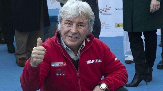 El piloto Ángel Nieto recibirá el Premio 'Su Peso en Miel de la Alcarria'