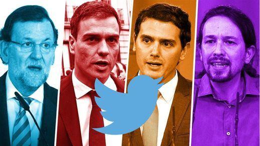 A la caza del voto 'tuitero': el 82% de los usuarios votará, pero el 33% aún no sabe a quién