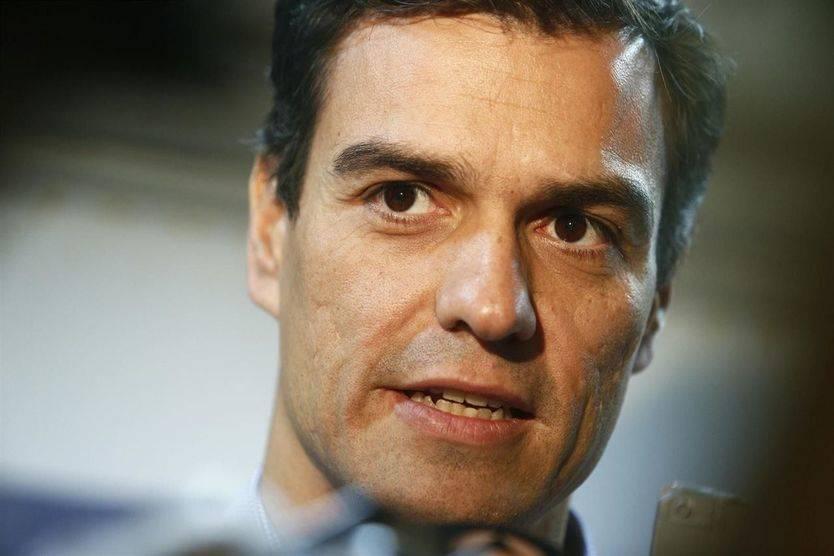 Pedro Sánchez: este Gobierno 'ha manipulado todo' y hoy también 'las encuestas'