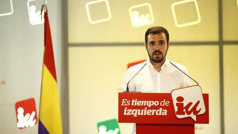 Unidad Popular apuesta por una República Federal que rompa con el sistema que expolia derechos y privatiza lo público