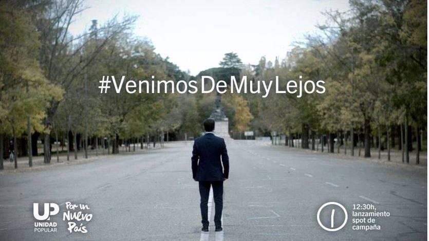 El spot #VenimosDeMuyLejos de Unidad Popular revoluciona la Red