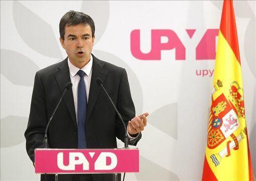 Andres Herzog (UPyD) visitará Toledo el 8 de diciembre