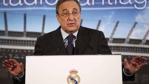 El Real Madrid queda expulsado de la Copa del Rey por la alineación indebida que negó Florentino