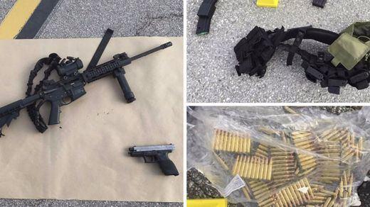 Vinculan al yihadismo del Estado Islámico el tiroteo de California y el arresto de dos presos en San Sebastián