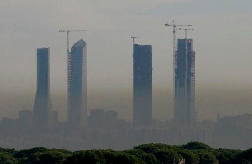 Ecologistas pide que Guadalajara, Cuenca,Toledo o Puertollano tomen medidas de reducción del tráfico como Madrid