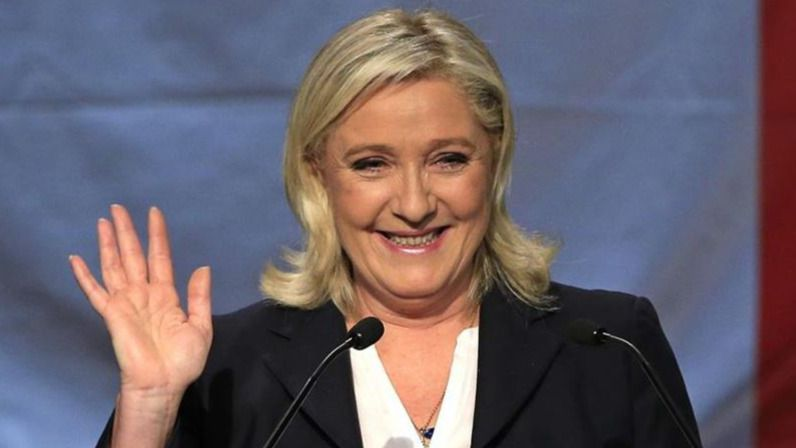 Francia gira a la ultraderecha con unos resultados históricos para el Frente Nacional de Le Pen como respuesta a los atentados islamistas