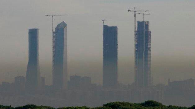 El Ayuntamiento de Madrid puso más de 8.600 multas durante la alarma de contaminación