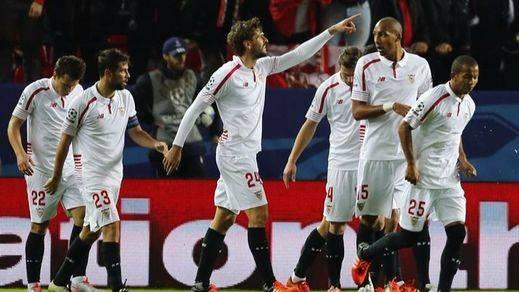 El Sevilla se agarra a la Liga Europa tras derrotar al Juventus (1-0)
