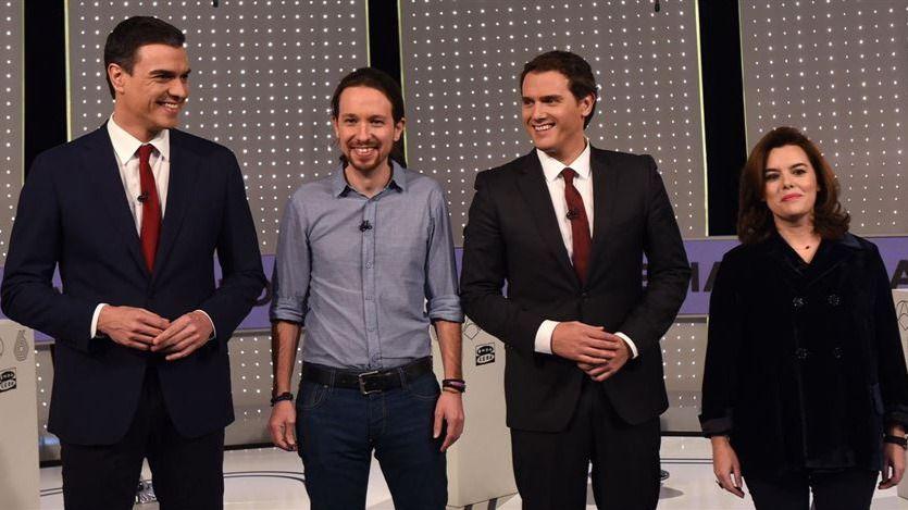 Pablo Iglesias, unánime ganador del 'debatazo' a distancia de sus opositores