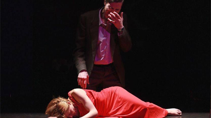 Todo un laberinto de emociones en 'El coleccionista', de John Fowles, en magnífica adaptación al teatro de Carlos Martínez-Abarca