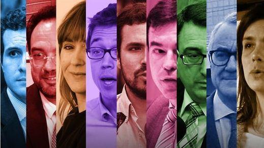 La Junta Electoral vuelve a meter en cintura a las televisiones por relegar a los partidos menos mediáticos en sus debates