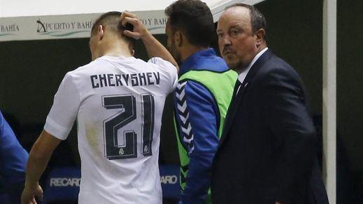 No coló: el Real Madrid sigue fuera de la Copa del Rey por la alineación indebida de Cherysev