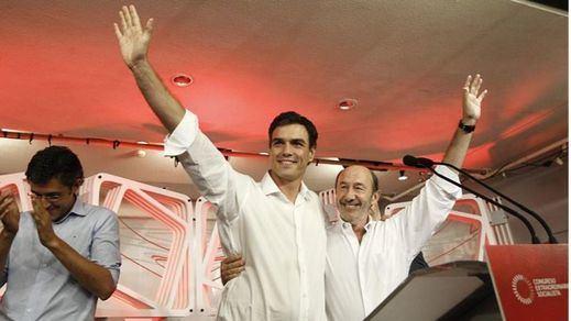 Rubalcaba descarta ser el 'hombre clave' de Pedro Sánchez si llega a La Moncloa
