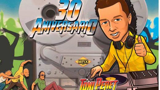 Max Mix celebra sus 30 años de revolución musical con un gran disco de los mejores temas