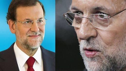 El desgaste del poder, en imágenes: Rajoy y Soraya, 4 años gobernando, ¿son muchos años?