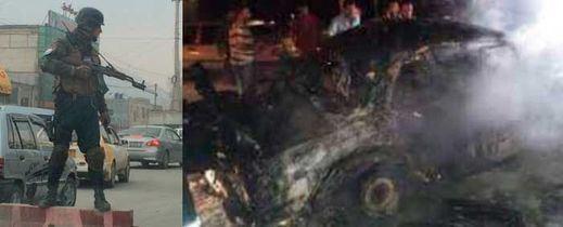 Atentado terrorista talibán en la embajada española de Kabul: dudas sobre las víctimas