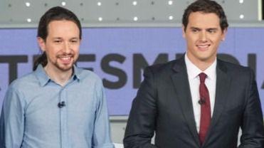 >> Debate sobre debate: Rivera e Iglesias estarán en La Sexta para replicar a Rajoy y Sánchez