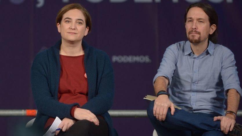 Pablo Iglesias, entre la 'ternura' y el ceño fruncido para pedir la remontada ante 11.000 seguidores