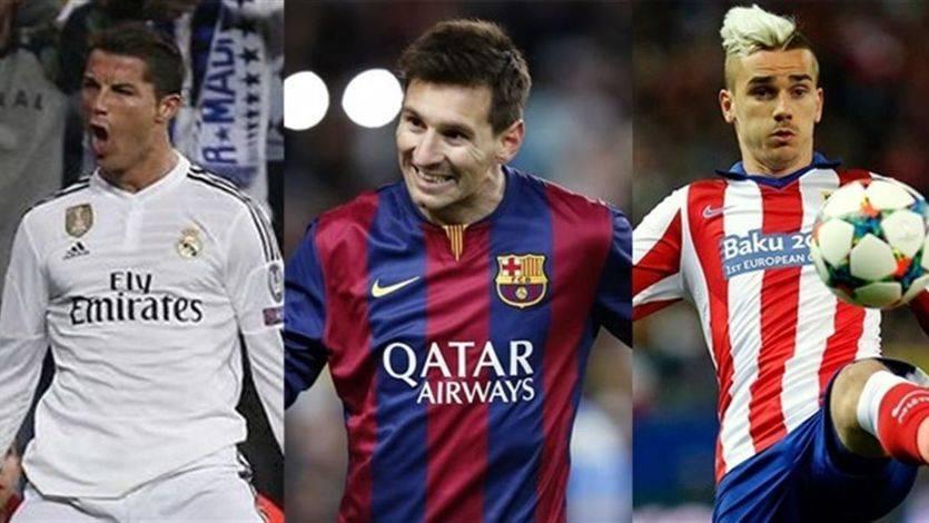 Un sorteo afortunado en Champions:Roma-Real Madrid, Arsenal-Barça y PSV-Atlético