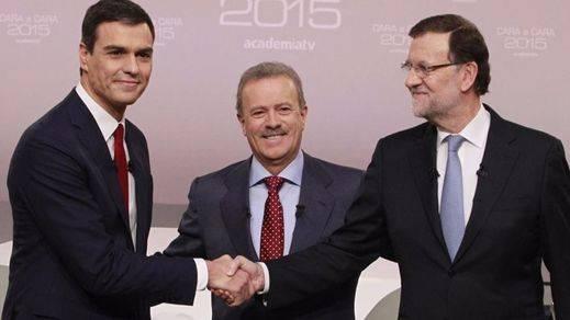 Análisis del cara a cara: Miente usted, señor Rajoy; miente usted, señor Sánchez... ¡bochornoso!