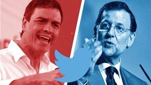 """Un moderador aburrido, un debate de los 80 y anclado en el """"y tú más"""": así ha vivido Twitter el cara a cara"""