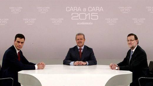 Crónica del debate: Rajoy pierde su flema ante un Sánchez al ataque: