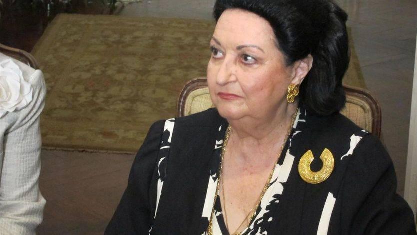 Multa y condena de 6 meses de cárcel para 'la Caballé' por delito contra Hacienda