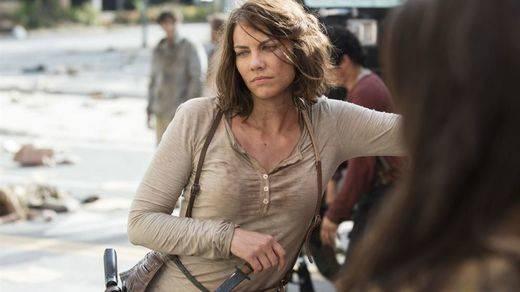 Los fans de 'The Walking Dead' se temen lo peor con el personaje de Maggie... ¿morirá?