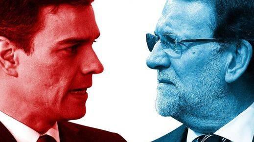 Encuesta: ¿Quién ganó el 'cara a cara' Rajoy-Sánchez?