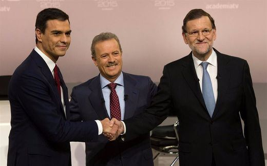 PP Y PSOE en Castilla-La Mancha se ponen de acuerdo: ambos piensan que su candidato ganó el cara a cara