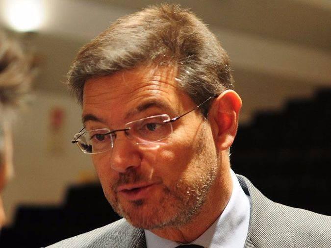 Rafael Catalá no descarta que el Consejo Ministros declare de interés general el ATC