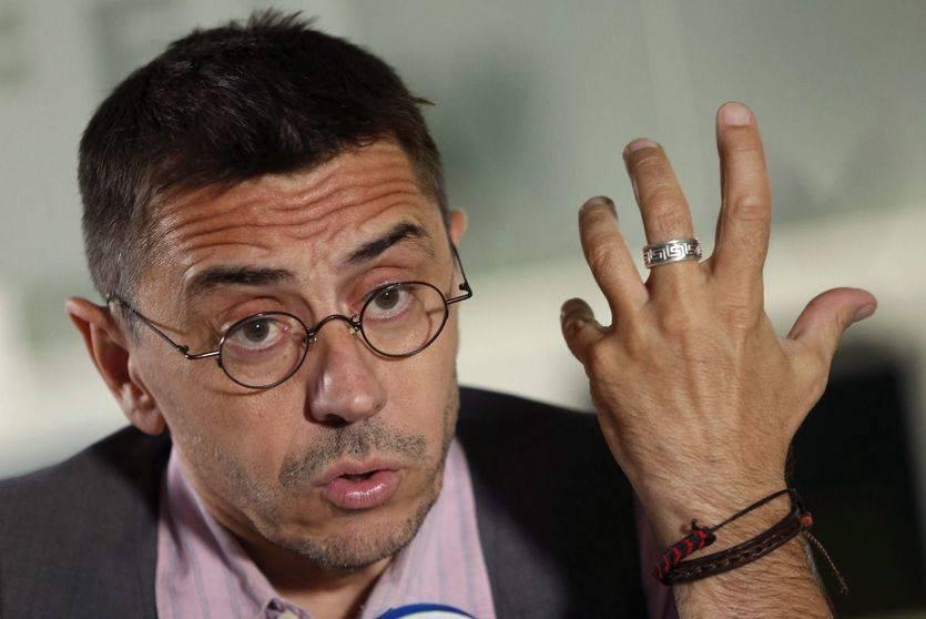 Monedero: 'Cospedal pagará el domingo el precio de la corrupción'