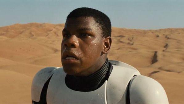 John Boyega Star Wars El despertar de la fuerza