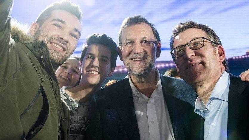 Rajoy, mártir en plena campaña electoral, pidió que España huya 'de extremismos': ¿sacará réditos electorales de su agresión?