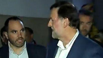 El agresor de Rajoy es… ¡familiar suyo!