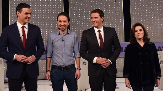 La última encuesta hecha desde Andorra confirma el ascenso de Podemos, la caída de Ciudadanos y el efecto positivo de la agresión a Rajoy