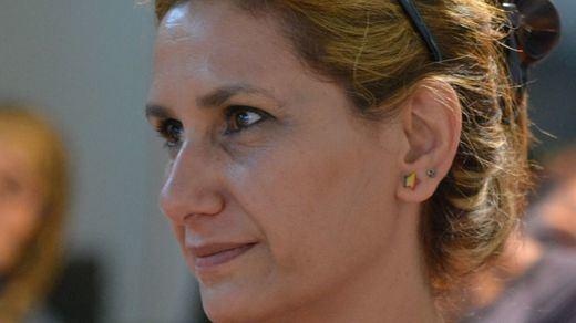 Jaldía Abubakra, número dos de IU para el Senado, consigue salir de Gaza