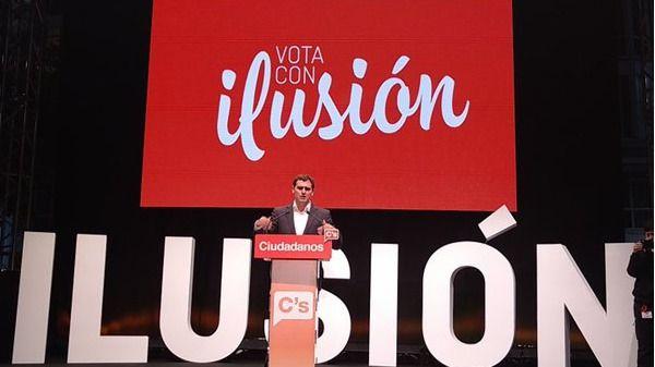 Los pactos post-electorales marcan el final de la campaña de Ciudadanos