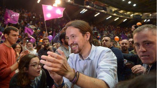 Podemos tendría 4 grupos parlamentarios 'morados' en el Congreso gracias a su puzzle territorial