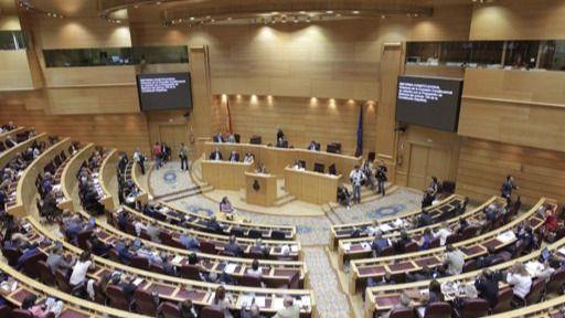 Aluvión azul en el Senado, donde el PP repite mayoría absoluta ante la descoordinación del voto de izquierda