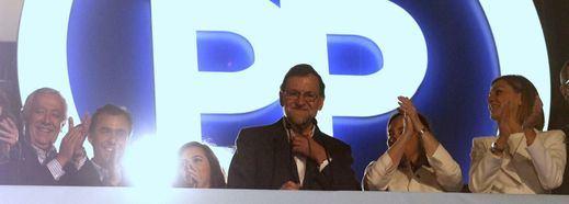 Rajoy gana pero sin opciones de Gobierno incluso con Rivera; Pedro Sánchez, condenado a entenderse con Pablo Iglesias