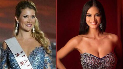 La española Mireia Lalaguna ganó Miss Mundo 2015; la filipina Pia Wurtzbach, Miss Universo 2015