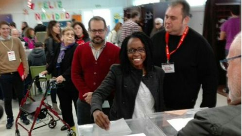 Más novedades del 20-D: Rita Bosaho, primera parlamentaria negra