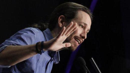 Iglesias incluye el referéndum catalán entre los puntos imprescindibles para hablar con el PSOE