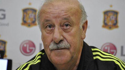 Del Bosque lo tiene claro: tras la Eurocopa dejará a La Roja